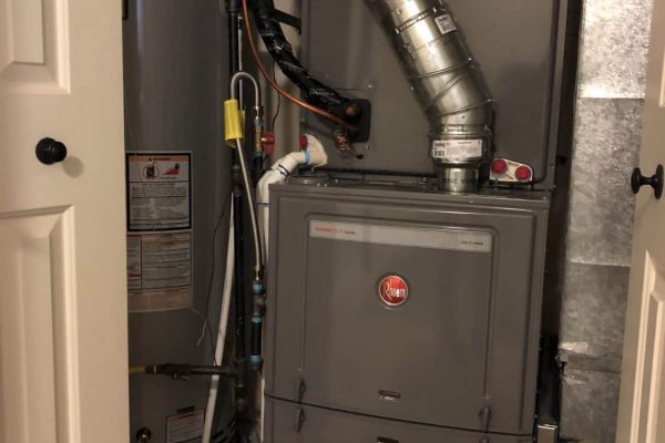 Heating and Cooling Repair Services Castle Rock