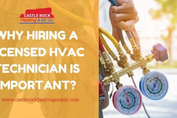 Why Hiring a licensed HVAC Technician is Important