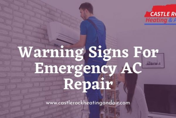 Warning Signs For AC Repair