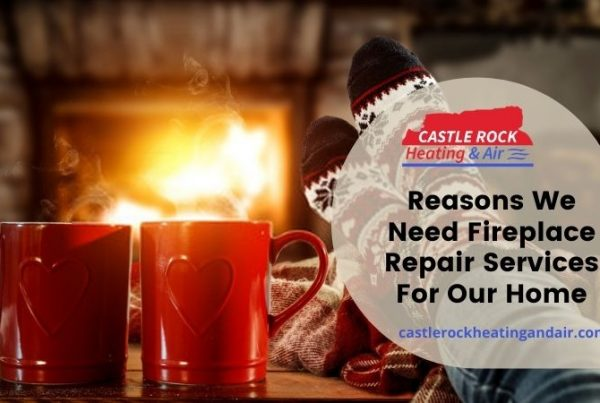 Fireplace repair services castle rock