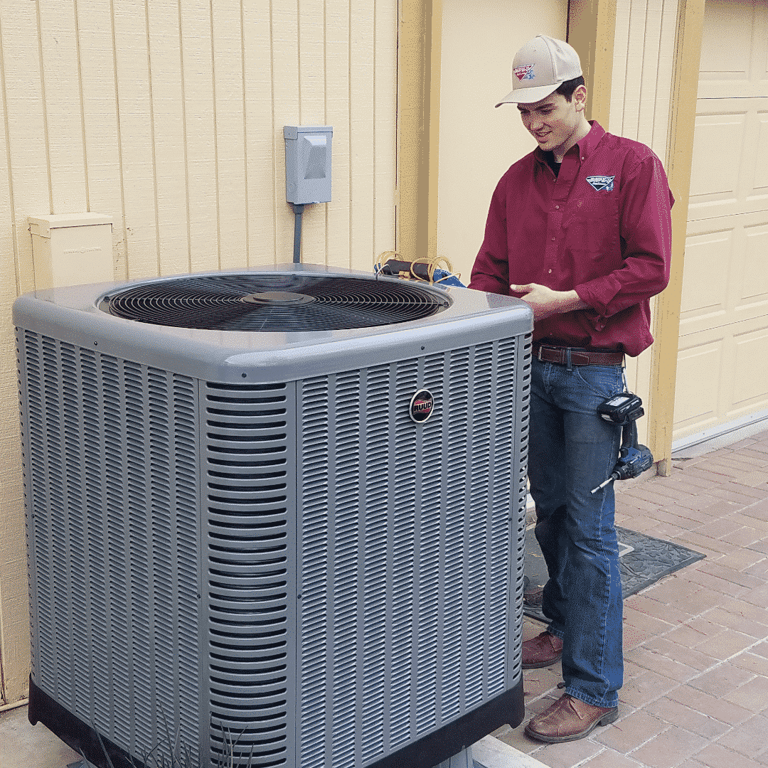 HVAC Repair and Service Company