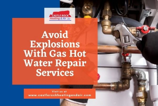 gas hot water heater repair
