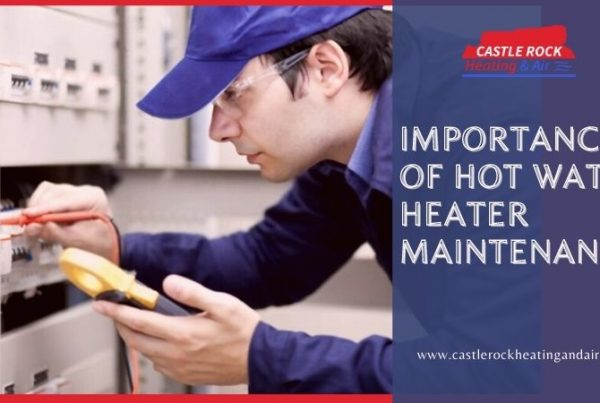 hot water heater maintenance Castle Rock