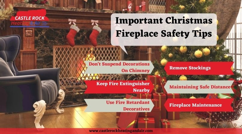 Christmas Fireplace Safety Tips