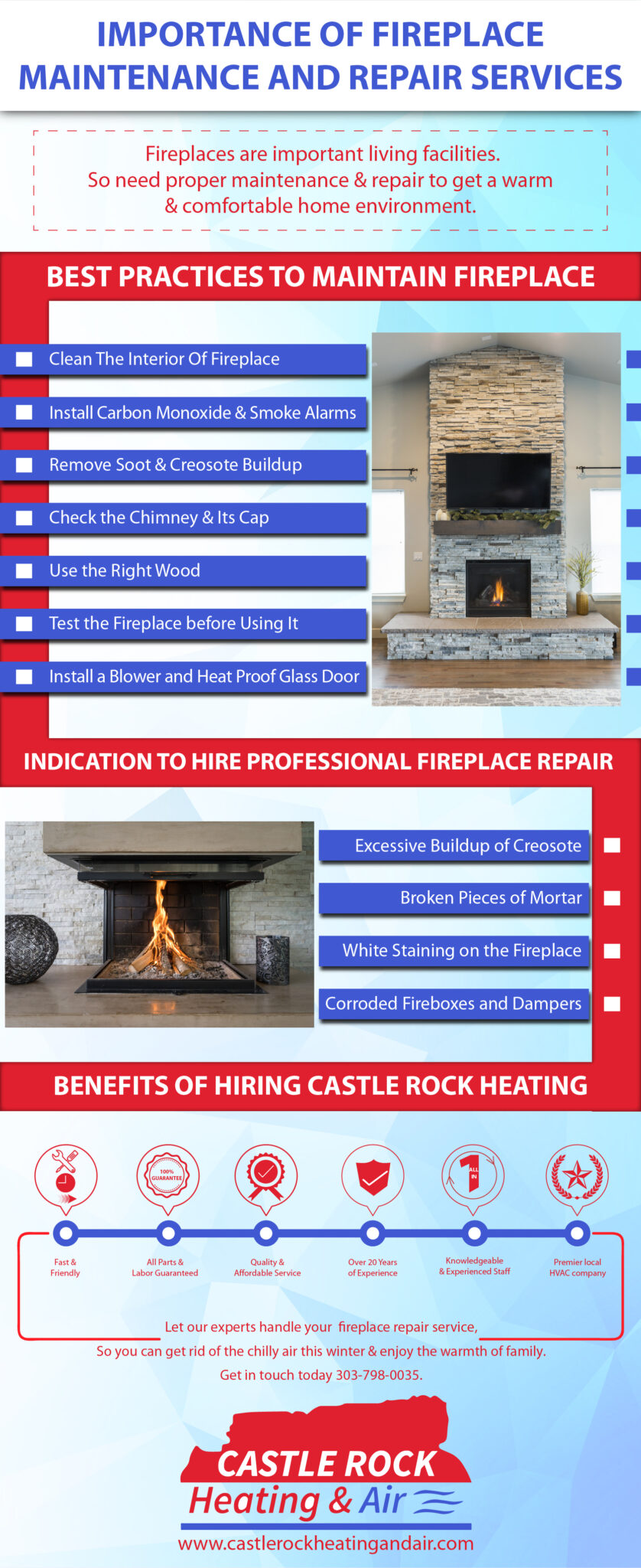 Importance Of Fireplace Maintenance And Repair Services