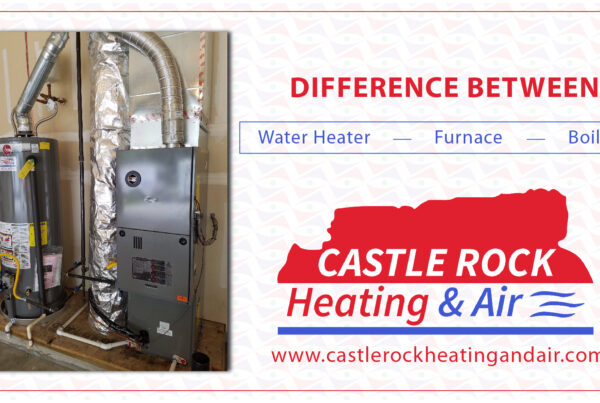 Difference Between a Water Heater, Furnace, and Boiler