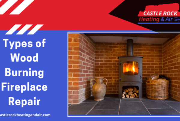 Types of Wood Burning Fireplace Repair